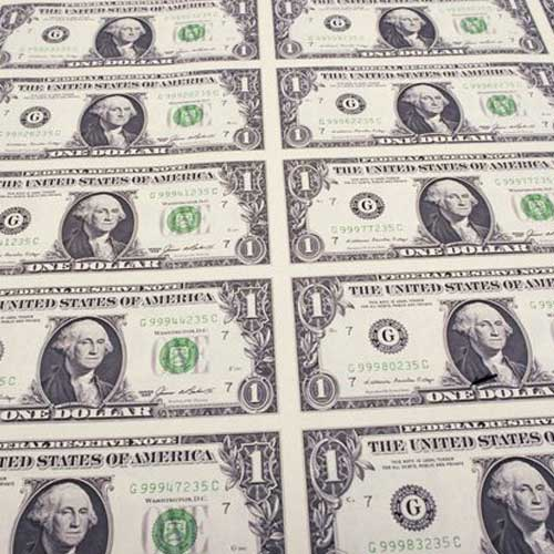 First-Uncut-Sheets-of-Series-2017-$1-Federal-Reserve-Notes-on-Sale