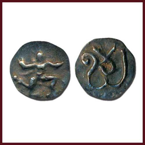 Tiny-Vijayanagar-Empire-Coins-Displayed-at-Vellore-Expo