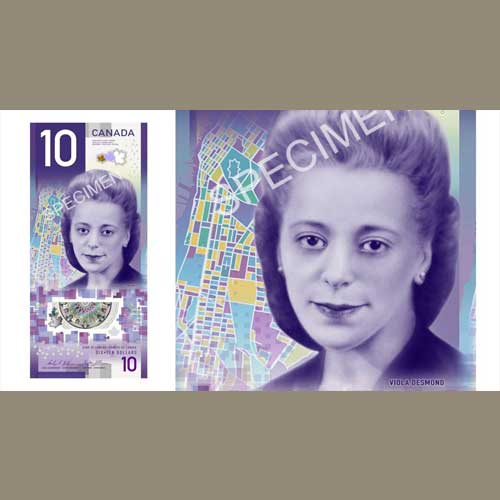 Viola-Desmond-on-Latest-$10-Canadian-Banknote