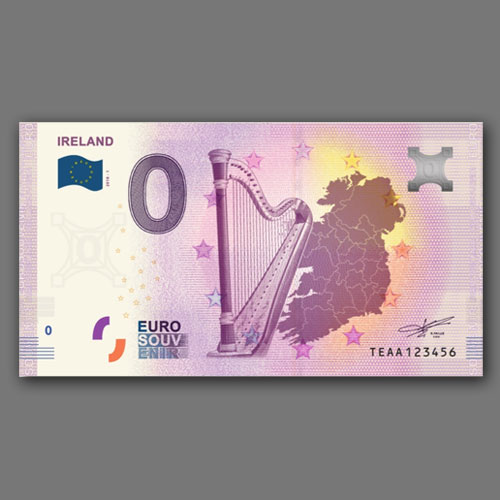 Ireland's-First-0-Euro-Banknote