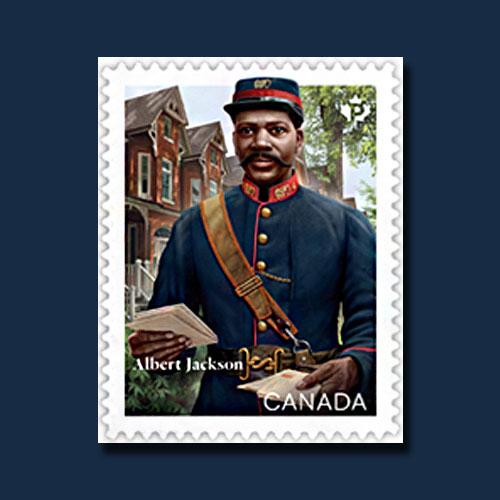 Canada's-First-Black-Postal-Carrier-–-Albert-Jackson