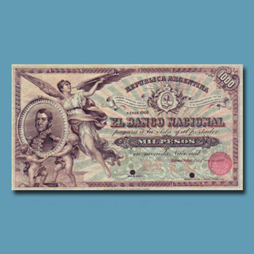 Rare-Banknotes-of-Argentina-to-be-Auctioned-in-August