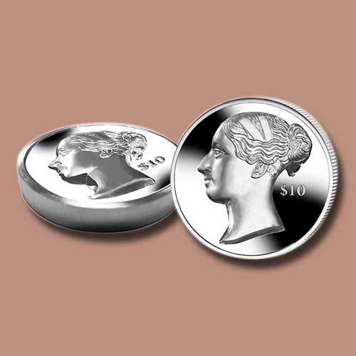 Young-Queen-Victoria-Featured-on-New-Ultra-high-Relief-Coin