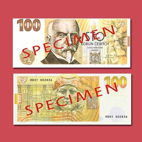 Banknote-Celebrates-Czechoslovakian-Koruna's-100th-Anniversary