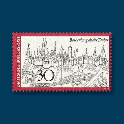 Germany's-2019-Stamp-Program