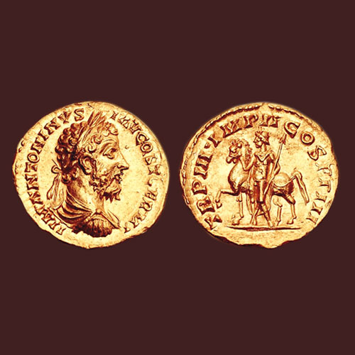 Ancient-Counterfeit-aureus-Auctioned-for-$4,250