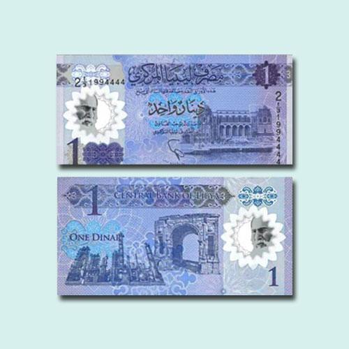 Libya's-Latest-Polymer-Notes