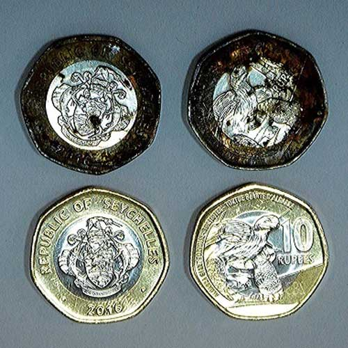 Seychelles-to-Replace-Rusted-10-Rupee-Coins-with-New-Coins-Made-of-an-Altered-Metal-Composition