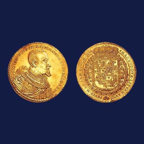 Extremely-Rare-1621-Polish-Gold-Ducat-Makes-Handsome-Money
