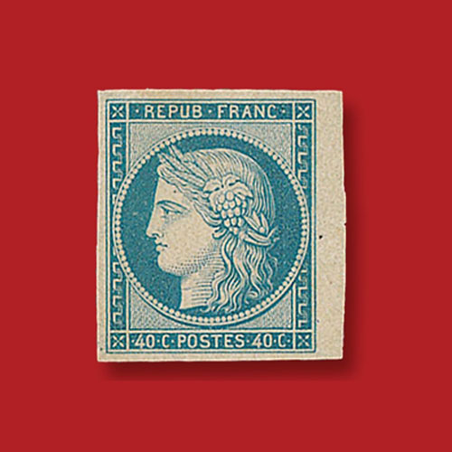 Hermione-Collection-of-Interesting-French-Stamps-to-be-Auctioned