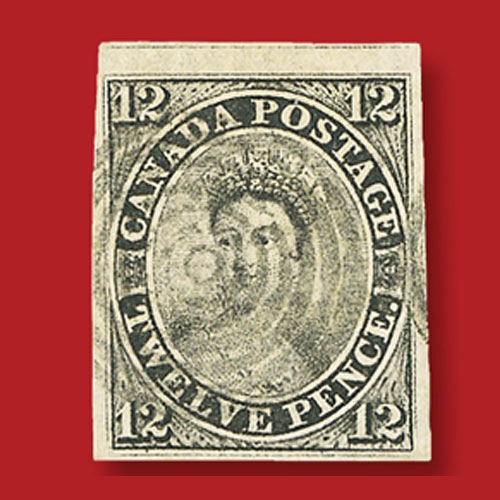 Two-Rare-Victoria-Stamps-Auctioned