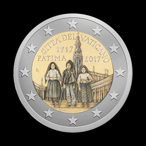 100th-Anniversary-of-Fatima-Apparitions-Celebrated-on-Latest-Vatican-City-Coin
