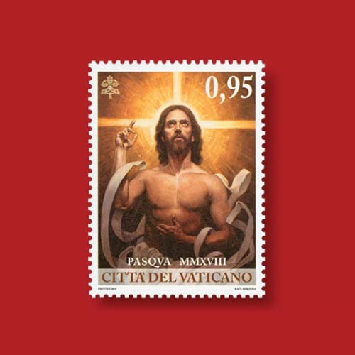 Latest-Easter-Stamps-by-Croatia,-Vatican-City-and-Slovakia