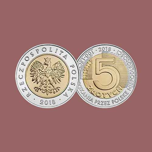 Poland's-100th-Independence-Day-to-be-Celebrated-on-Coins