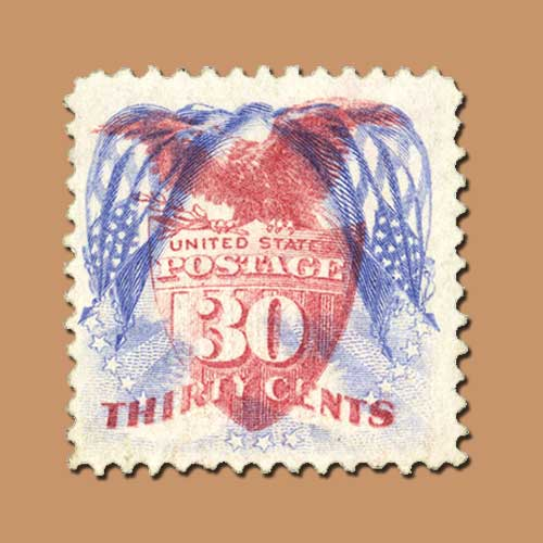 30-cents-inverted-ultramarine-and-carmine-flags-stamp-