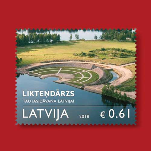 Garden-of-Destiny-Featured-on-New-Latvian-Stamps