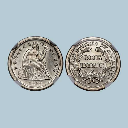 Finest-NGC-1858-S-Dime-Shows-its-Desirability-Quotient-at-Heritage-Auctions