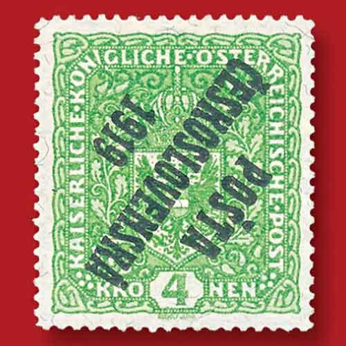 Rarest-Stamp-of-Czech-Philately-Sold-for-$448,600