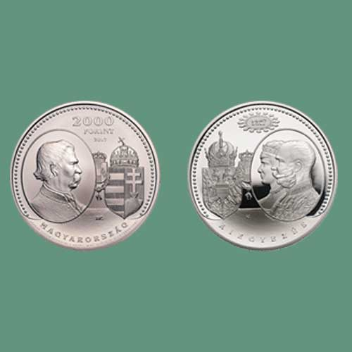 Largest-Hungarian-Coins-Celebrate-Compromise-of-1867