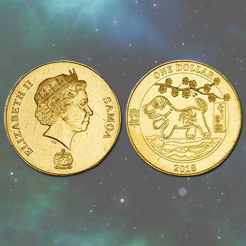 Samoa's-Year-of-the-Dog-dollar-by-Royal-Australian-Mint