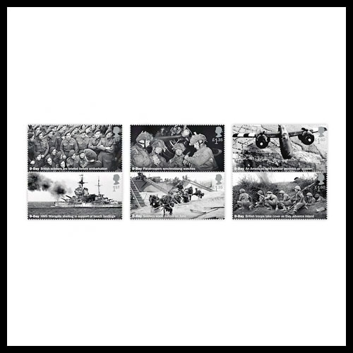 D-Day-Stamps-from-Royal-Mail