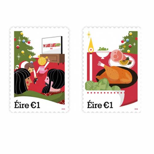 2018-Christmas-Stamps-from-Ireland