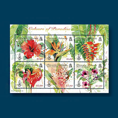 Beautiful-Flowers-on-Stamps-from-Pitcairn-Islands