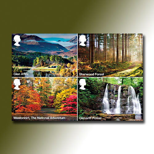 Royal-Mail-Stamps-Feature-Forests-of-the-United-Kingdom