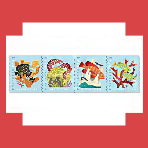 Coral-Reef-Stamps-of-USA