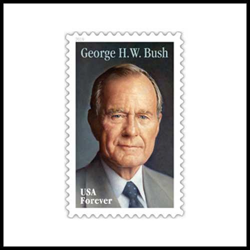 George-H.W.-Bush-Postage-Stamp