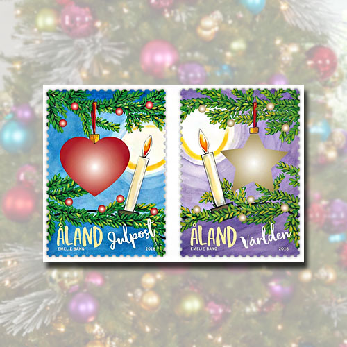 Holographic-Foil-Used-on-Latest-Christmas-Stamps-from-Aland-Post