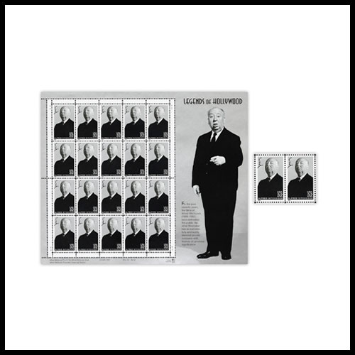 USPS-Stamps-Honouring-Alfred-Hitchcock