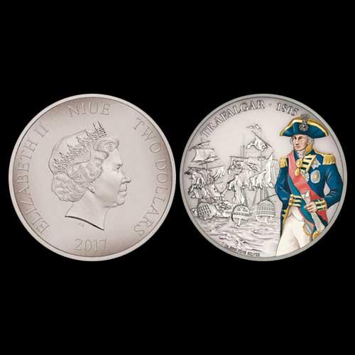 Latest-New-Zealand-Mint-Coin-Remembers-Battle-of-Trafalgar