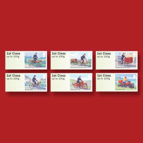Mail-by-Bike-Labels-from-Royal-Mail