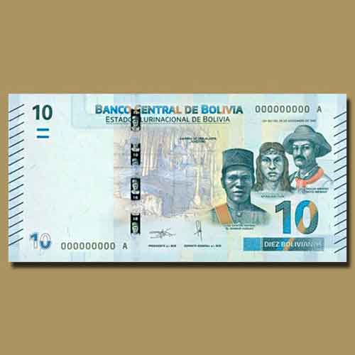 Bolivia-to-Introduce-New-Banknote-Family