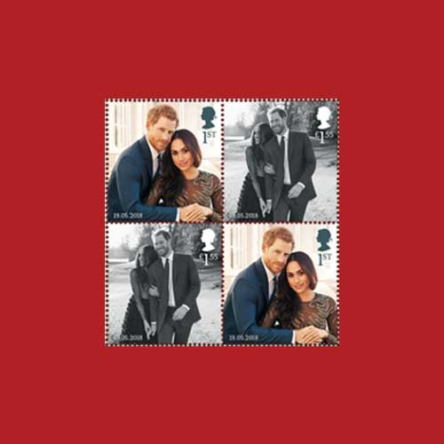 Royal-Mail-to-Commemorate-the-Upcoming-Royal-Wedding