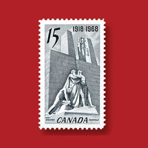 100th-Anniversary-of-the-Armistice-to-be-Commemorated-on-Canadian-Stamps