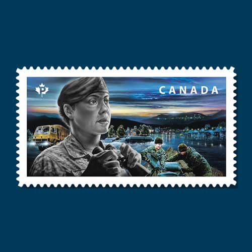 New-Stamps-Honour-Canadian-Armed-Forces