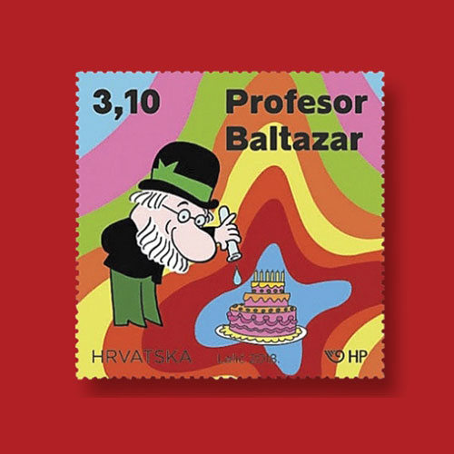 Cartoon-Characters-Depicted-on-Stamps-from-Croatia-and-Poland
