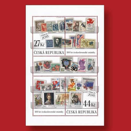 Stamp-on-Stamps-by-the-Czech-Republic
