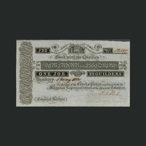 Demerary-and-Essequebo-Notes-Included-in-The-Banknote-Book