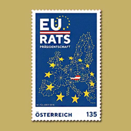EU-Presidency-Stamp-from-Austria-Post