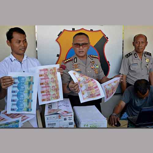 Fake-Banknotes-Worth-Rp-600m-Confiscated-in-Indonesia