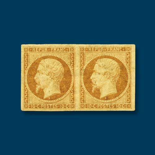 David-Feldman-Auctions-to-offer-Interesting-Stamps-from-France-and-Switzerland