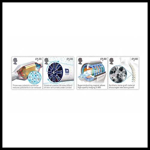Stamps-Celebrate-50-Years-of-British-Engineering
