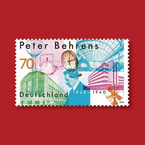 150th-Birth-Anniversary-of-German-Architect-Peter-Behrens