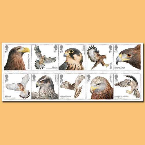 Birds-of-Prey-on-Latest-Royal-Mail-Stamps