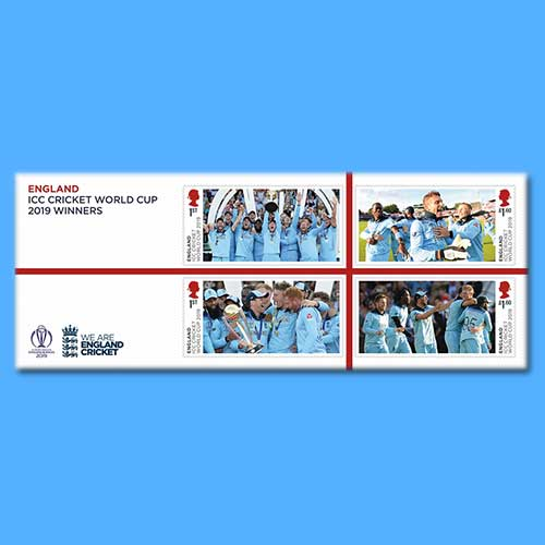 Royal-Mail's-Cricket-World-Cup-Stamps