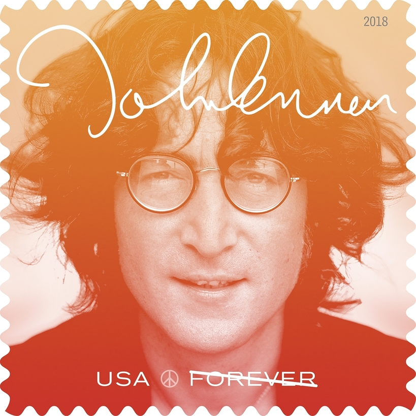 John-Lennon-Featured-on-Latest-US-Stamps