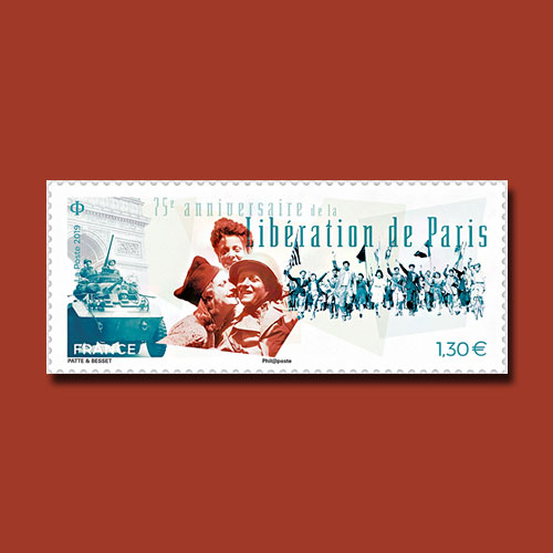 75th-Anniversary-of-Liberation-of-Paris
